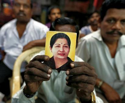 Bypoll to Jayalalithaa's RK Nagar assembly seat on December 21