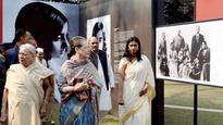 Indira Gandhi fought for secularism, against forces looking to divide India: Sonia Gandhi