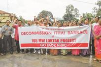 Public consultation on Loktak project and Ithai barrage held