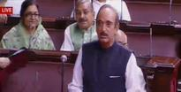 Live Updates: Rajya Sabha Adjourned Till 2 PM