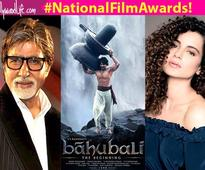 National Film Awards 2016 winners list: Kangana, Amitabh, Bajirao Mastani and Bahubali walk away with the TROPHIES!