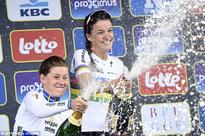 Lizzie Armitstead and Peter Sagan seal triumph in Tour of Flanders