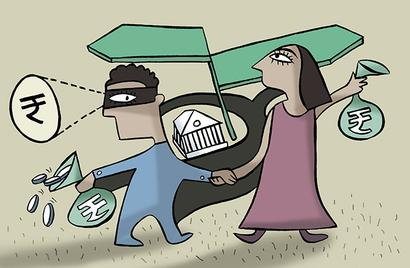 Are you cheating on your spouse financially?