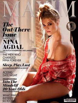 Who's the hottest May covergirl?