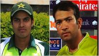 Crickter Sohaib Maqsood, Umar Amin hurt in Ka...