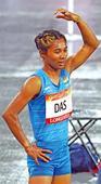 Hima Das qualifies for women 400m final