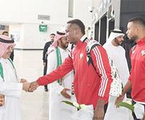 UAE eye win in crucial WC qualifier