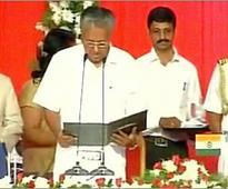 Pinarayi Vijayan sworn in as CM of Kerala
