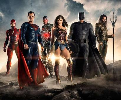 `Justice League` all set to storm into action in India!
