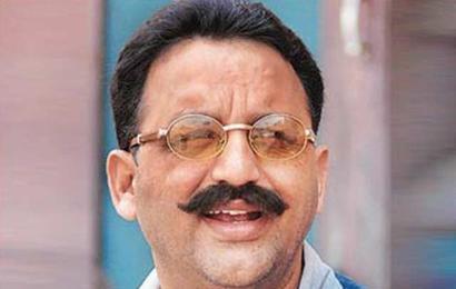 Mafia-turned-politician Mukhtar Ansari joins BSP