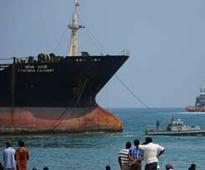 Grounded ship Pratibha Cauvery sold for Rs 16 cr