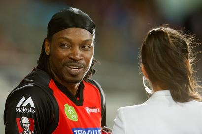 Gayle is often targeted for newspaper headlines: Sammy