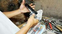 West Bengal staring down the barrel of modern illegal weapons