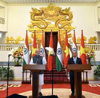 India's quiet victories around China