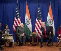 US calls India a 'player' in Afghanistan; supports its transit options
