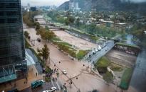 Deluge That Flooded Chile Boutiques Engulfs Builder in Probe