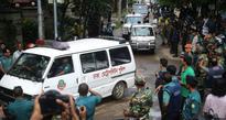 Bangladesh mourns victims of Dhaka cafe attack