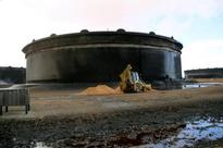 UPDATE 10-Oil up nearly 3 pct on OPEC output speculation as glut grows