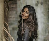 Vidya Balan learns horse riding for her next film
