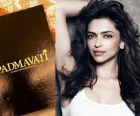 This is how Deepika Padukone combines her two favourite films - Ram Leela and Padmavati