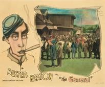 Buster Keaton's 'The General' at Redford Theatre Saturday night