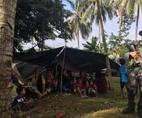 ARMM aids close to 4,000 families displaced by Sulu violence