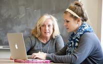 HU online social work degree program ranked #3 in the U.S.
