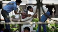 BJP, TMC workers clash over purification of Syama Prasad Mookerjee's statue in Kolkata