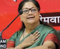 Rajasthan Budget: Ahead of polls, CM Raje announces loan waiver of Rs 80 bn