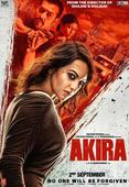 `Akira` new poster out! Sonakshi reveals her fierce fighter avatar