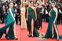 Lady Gaga goes gaga over Deepika Padukone's Cannes Look