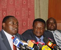 Table IEBC report to resolve standoff , says MP Geni