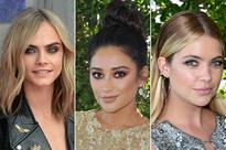Cara Delevingne, Shay Mitchell, and Ashley Benson Serve Up Seriously Glam Bridal Beauty Inspiration
