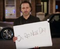 Red Nose Day Actually: Watch the cast of Love Actually reunite for a charitable cause
