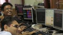 Sensex starts off with strong trade over positive global cues