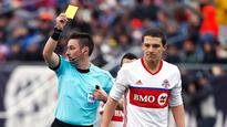 Revs settle for 1-1 draw to Toronto FC