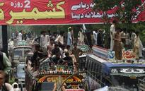 JuD holds 'anti-India' march from Lahore to Islamabad
