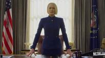 Watch: Robin Wright takes charge in first trailer for final season of 'House of Cards'
