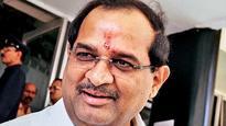 Radhakrishna Vikhe-Patil seeks Srihari Aney's removal, writes to CM