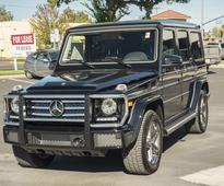 The 2016 Mercedes-Benz G550: Even The $120k Base Model Is Damn Cool
