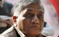 New hope for Indians missing in Mosul as Gen VK Singh arrives in Iraq on special hunt