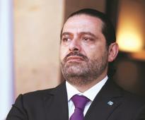 Lebanese PM Saad Hariri lands in Paris amid turmoil