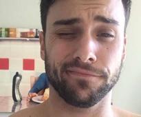 Jack Falahee Tweets Us Through a Gay Love Scene