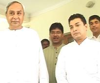 Arka Keshari Deo, son of former Kalahandi MP BK Deo joins BJD