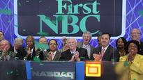 Photo Release -- NASDAQ Welcomes First NBC Bank Holding Company to the NASDAQ Global Select Market(R)