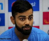 Kohli reveals, Dhoni saved him many times from getting dropped