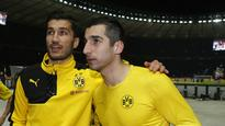 Gundogan backs Mkhitaryan for Manchester United success