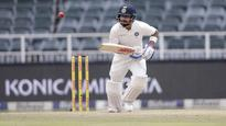 South Africa v/s India: Virat Kohli holds fort for India on woeful Wanderers wicket
