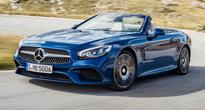 UK Prices & Specs Announced For Facelifted Merc SL