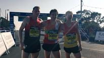 Thompson and Dibaba Take Great South Run Victory